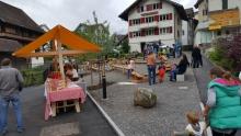 Härzhafts us Morschach-Stoos und Wasserspielplatz