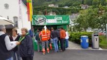 Grill und Getränke der Negerschacher Gesellschaft Morschach