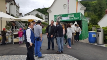 Wildis's mit Clacestand und Negerschacher Gesellschaft Morschach